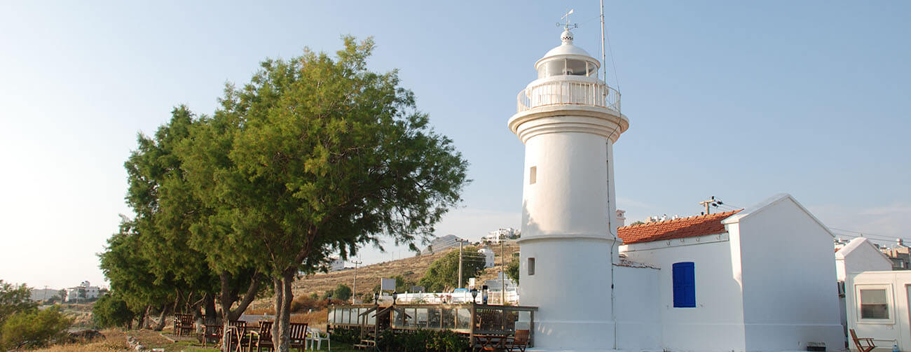 Turgutreis Lighthouse